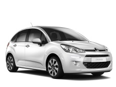 Citroën C3 wheels and tires specs icon