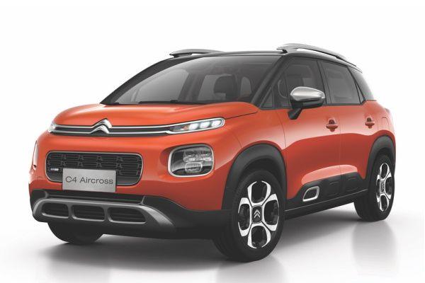 Citroën C4 Aircross II SUV