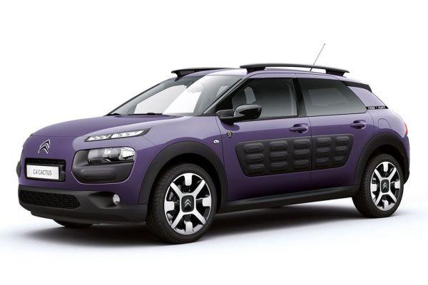 Citroën C4 Cactus I Hatchback