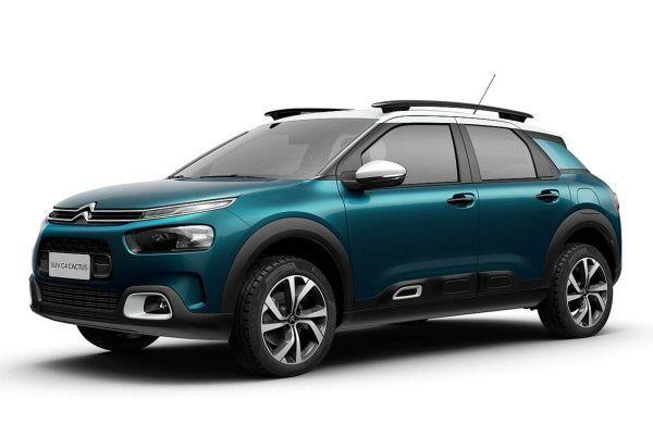 Citroën C4 Cactus I Facelift Hatchback