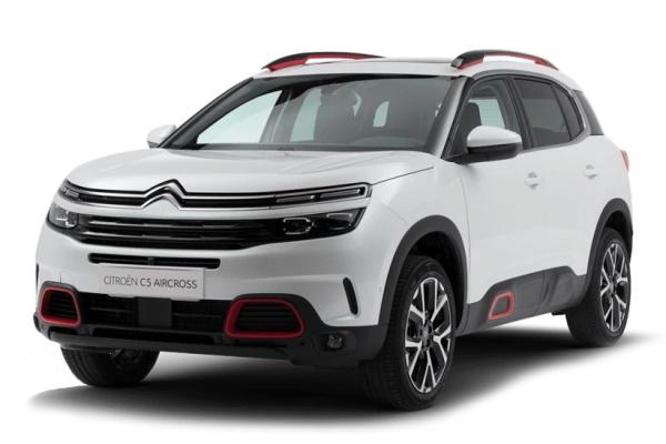 icono de especificaciones de Citroën C5 Aircross  ruedas y neumáticos