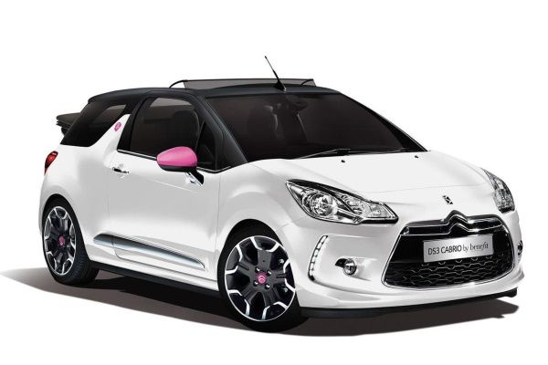 Citroën DS3 wheels and tires specs icon