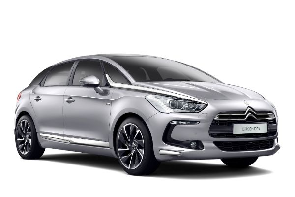 Citroën DS5 wheels and tires specs icon