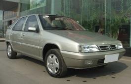 Citroën Fukang Hatchback