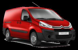 Citroën Jumpy II Box