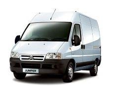 Citroën Relay I (244) Facelift Van