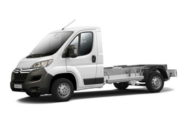 Citroën Relay 250 Facelift Chassis cab
