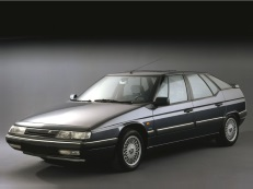 Citroën Xm wheels and tires specs icon