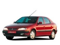 Citroën Xsara wheels and tires specs icon