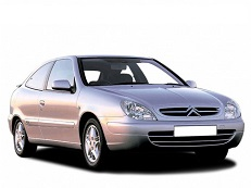 Citroën Xsara N Facelift (N0) Coupe