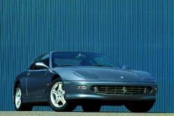 Ferrari 456 Räder- und Reifenspezifikationensymbol