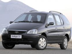 Tata Indigo wheels and tires specs icon