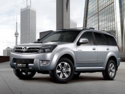 Great Wall Hover wheels and tires specs icon