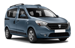Dacia Dokker wheels and tires specs icon