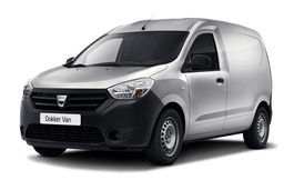 Dacia Dokker Express wheels and tires specs icon