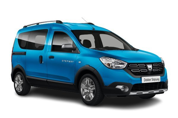 Dacia Dokker Stepway MPV