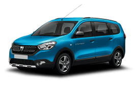 Dacia Lodgy Stepway wheels and tires specs icon