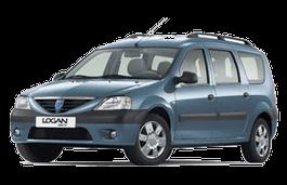 Dacia Logan MCV I 旅行车