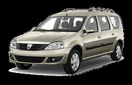 Dacia Logan MCV I Facelift 旅行车