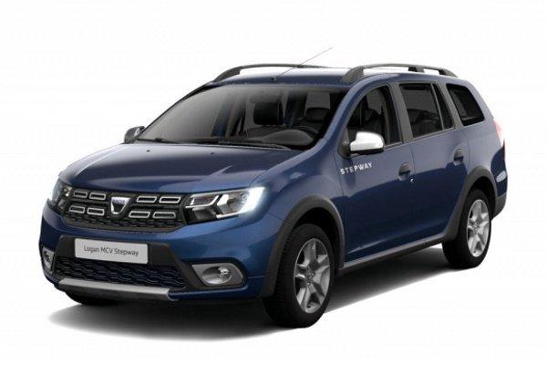 Dacia Logan MCV Stepway I (L52/K52) 旅行车