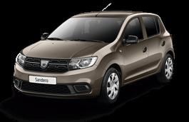 Dacia Sandero wheels and tires specs icon
