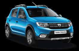 Dacia Sandero Stepway II Facelift 两厢