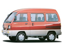Daewoo Damas I MPV