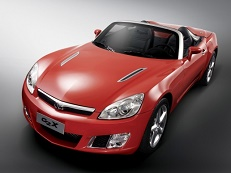 Daewoo G2X GM Kappa Roadster