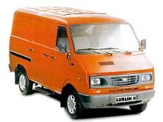 Daewoo Lublin FCC2 Van
