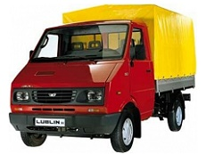 Daewoo Lublin FCC2 Chassis cab