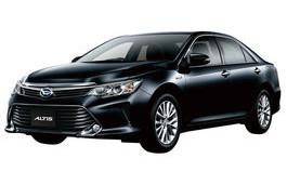 Daihatsu Altis SXV50 Facelift Saloon