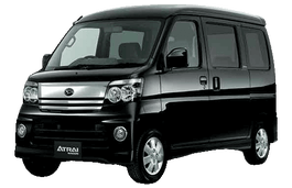 Daihatsu Atrai Wagon S300 MPV
