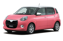 Daihatsu Boon M700 Facelift Hatchback