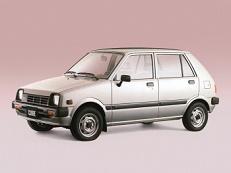 Daihatsu Cuore wheels and tires specs icon