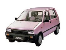 大发汽车 Cuore L80\81 两厢
