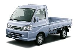 Daihatsu Hijet Truck IX Facelift Truck