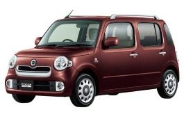 Daihatsu Mira Cocoa Restyling Hatchback