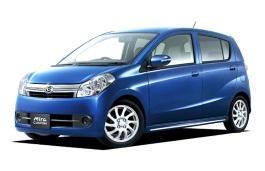 Daihatsu Mira Custom Hatchback