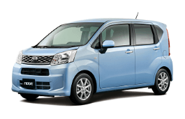 Daihatsu Move LA150S/160S Hatchback