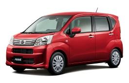Daihatsu Move LA150S/160S Restyling Hatchback