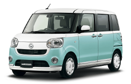 Daihatsu Move Canbus Hatchback
