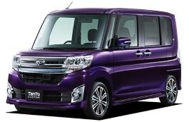 Daihatsu Tanto Custom III Van