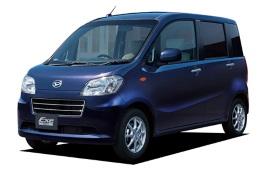 Daihatsu Tanto Exe Restyling Hatchback