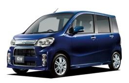 Daihatsu Tanto Exe Custom Facelift Hatchback