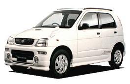 Daihatsu Terios Kid SUV