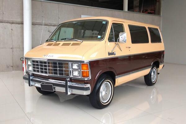 道奇 B150 Van