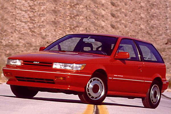 Dodge Colt VI Hatchback