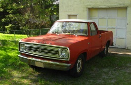 Dodge D150 AD III Pickup