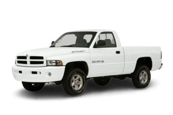 Dodge Ram 1500 II (BR\BE) Pickup