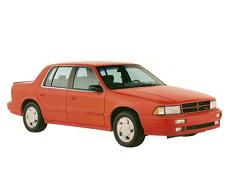 Dodge Spirit AA-body Berline